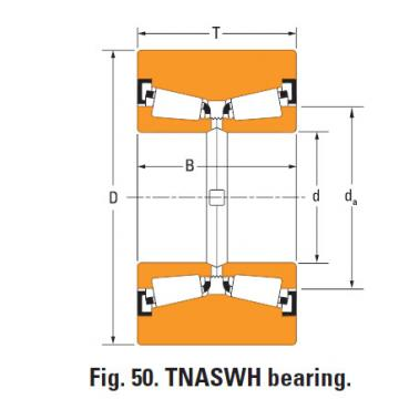 Two-Row Tapered Roller Bearings  na483sw k88207
