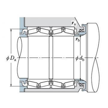 Bearing EE330116D-166-167D